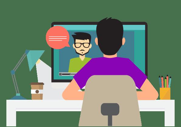 چگونه وارد کلاس آنلاین شویم؟